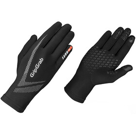 GripGrab Running UltraLight Touchscreen Gloves black
